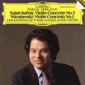 CD Concerto per violino n.3 di Camille Saint-Saëns