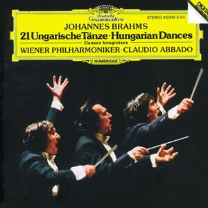 Foto Cover di Danze ungheresi, CD di AA.VV prodotto da Deutsche Grammophon