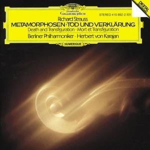 CD Metamorfosi - Morte e trasfigurazione (Tod und Verklärung) di Richard Strauss
