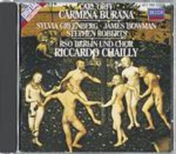 CD Carmina Burana di Carl Orff