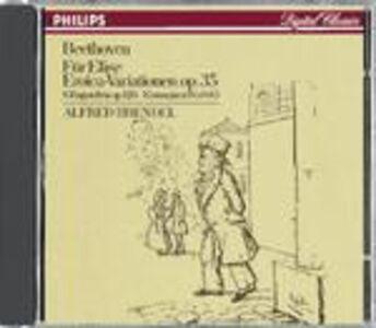 CD Per Elisa - Variazioni sull'Eroica di Ludwig van Beethoven