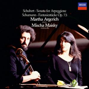 CD Sonata per arpeggione e pianoforte / Fantasiestücke op.73 / 5 Stücke im Volkston op.102 Franz Schubert , Robert Schumann