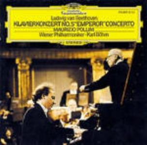 CD Concerto per pianoforte n.5 di Ludwig van Beethoven