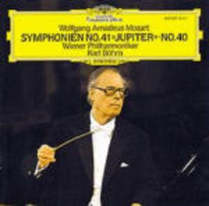 Foto Cover di Sinfonie n.41, n.40, CD di AA.VV prodotto da Deutsche Grammophon