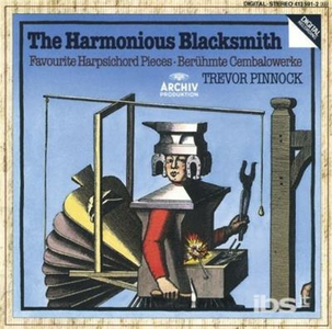 CD The Harmonius Blacksmith