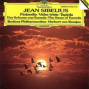 CD Finlandia - Valse triste - Tapiola di Jean Sibelius