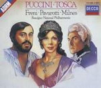 Foto Cover di Tosca, CD di AA.VV prodotto da Decca