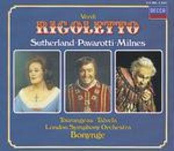 Foto Cover di Rigoletto, CD di AA.VV prodotto da Decca