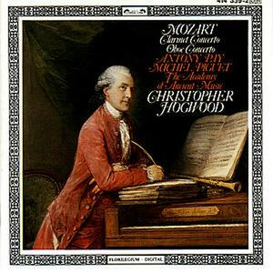 Concerto per clarinetto - Concerto per oboe - CD Audio di Wolfgang Amadeus Mozart,Christopher Hogwood,Academy of Ancient Music