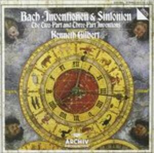 CD 15 Two - Part Inventions di Johann Sebastian Bach