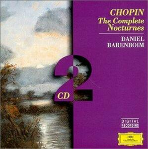 Notturni - CD Audio di Fryderyk Franciszek Chopin,Daniel Barenboim
