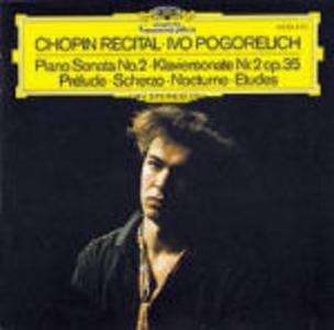 CD Recital: Sonata per pianoforte n.2 di Fryderyk Franciszek Chopin