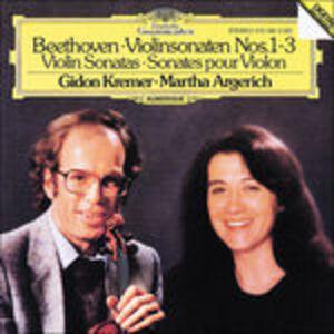 CD Sonate for Violin & di Ludwig van Beethoven