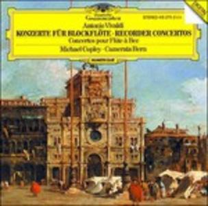 CD Concerti per flauto diritto di Antonio Vivaldi