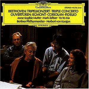 CD Triplo concerto - Ouvertures di Ludwig van Beethoven