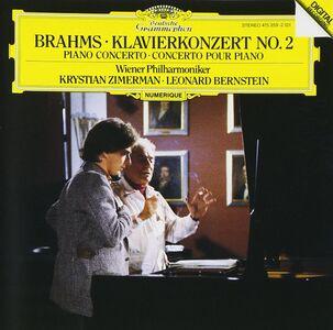 CD Concerto per pianoforte n.2 di Johannes Brahms
