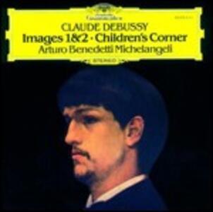 Images 1, 2 - Children's Corner - CD Audio di Claude Debussy,Arturo Benedetti Michelangeli
