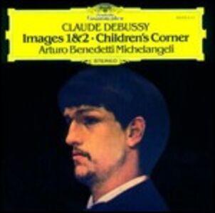CD Images 1, 2 - Children's Corner di Claude Debussy