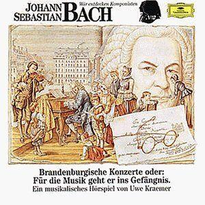 CD Wir Entdecken Komponisten di Johann Sebastian Bach