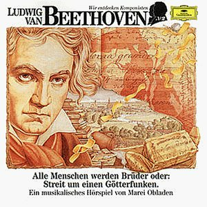 CD Wir Entdecken Komponisten di Ludwig van Beethoven