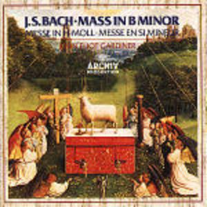 CD Messa in Si minore di Johann Sebastian Bach