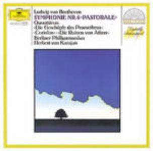 CD Sinfonia n.6 - Ouvertures di Ludwig van Beethoven