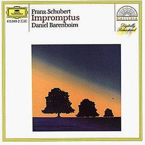 CD Impromptus op.90, op.142 di Franz Schubert