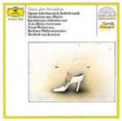 CD Danza delle ore - Intermezzi - Musica da balletto Amilcare Ponchielli Herbert Von Karajan Berliner Philharmoniker