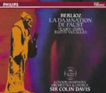 CD La dannazione di Faust (La damnation de Faust) di Hector Berlioz