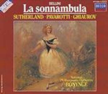 Foto Cover di La sonnambula, CD di AA.VV prodotto da Decca
