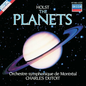 CD I pianeti (The Planets) di Gustav Holst