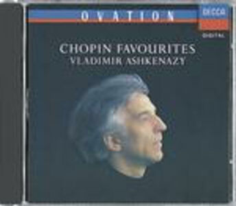 CD Chopin Favourites di Fryderyk Franciszek Chopin