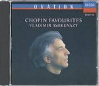 CD Chopin Favourites di Fryderyk Franciszek Chopin
