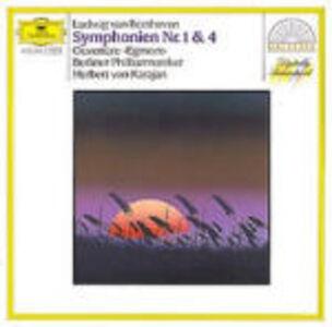 CD Sinfonie n.1, n.4 di Ludwig van Beethoven