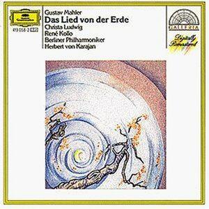 Foto Cover di Il canto della terra (Das Lied von der Erde), CD di AA.VV prodotto da Deutsche Grammophon