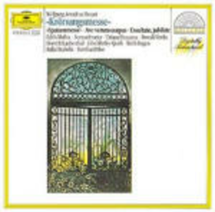 CD Messa dell'incoronazione K317 - Ave Verum - Exsultate Jubilate di Wolfgang Amadeus Mozart