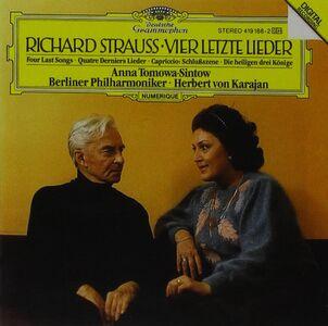 CD Four Last di Richard Strauss