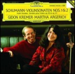 CD Sonate per violino di Robert Schumann
