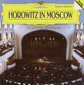 CD Horowitz a Mosca Vladimir Horowitz