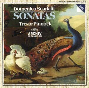CD Sonate di Domenico Scarlatti