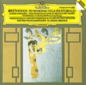 CD Sinfonia n.6 - Fantasia corale op.80 - Calma di mare op.112 di Ludwig van Beethoven