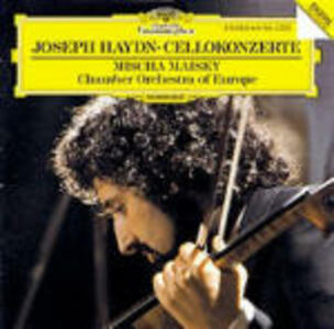 Concerti per violoncello n.1, n.2, n.4 - CD Audio di Franz Joseph Haydn,Mischa Maisky,Chamber Orchestra of Europe