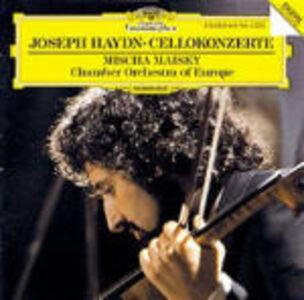 CD Concerti per violoncello n.1, n.2, n.4 di Franz Joseph Haydn