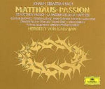 CD La Passione secondo Matteo di Johann Sebastian Bach