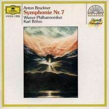 Sinfonia n.7 - CD Audio di Anton Bruckner,Karl Böhm,Wiener Philharmoniker