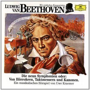 CD Wie Entdecken Komponisten di Ludwig van Beethoven