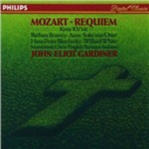CD Requiem - Kyrie di Wolfgang Amadeus Mozart