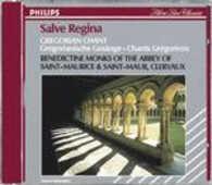 CD Canto gregoriano Monaci Benedettini dell'Abbazia di Clervaux