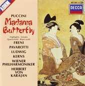 CD Madama Butterfly Luciano Pavarotti Giacomo Puccini Mirella Freni