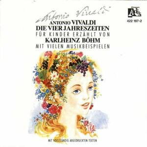 Klassik fur Kinder - die 4 - CD Audio di Antonio Vivaldi